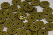 DE-PARK knoflíky - 2cm - kiwi