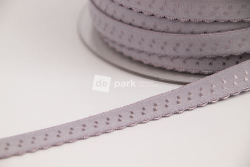 Lemovací pruženka na spodní prádlo - světle šedá