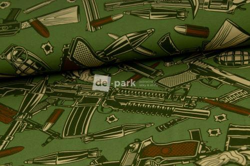 DESIGNED BY DE-PARK - Úplet - Zbraně