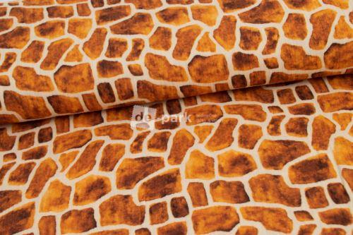 Gázovina - žirafí srst
