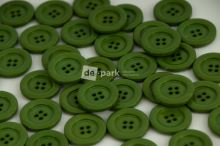 DE-PARK gombíky - 2cm - zelená