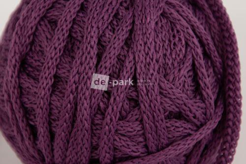Šnúra guľatá - fialová
