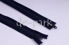 ZIP - tmavě modrý - 70cm