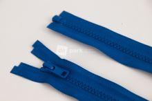 Zip YKK - 55cm - královsky modrý dělitelný