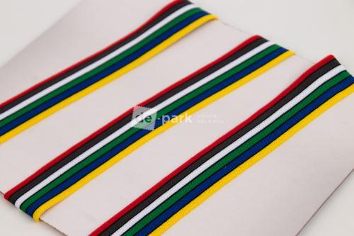 SIDE STRIPES - barevný - silný