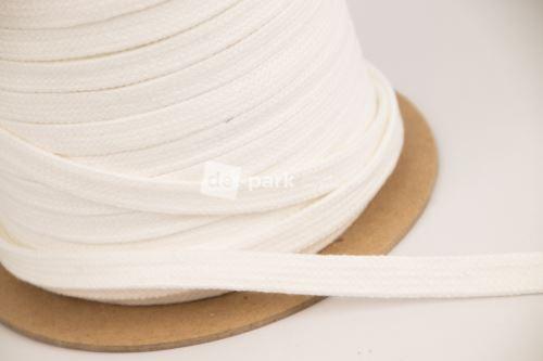 Bavlněná šňůra - přírodní bílá