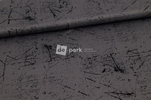 DESIGNED BY DE-PARK - Push up úplet na legíny - Beton