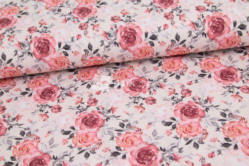 Úplet - Čajové růže