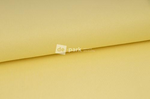 Rebrovaný náplet I. - svetlo žltá