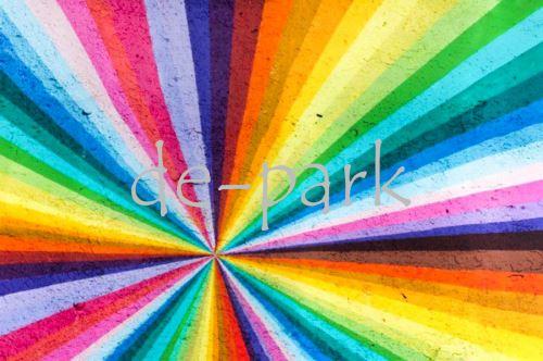 Rainbow - panel