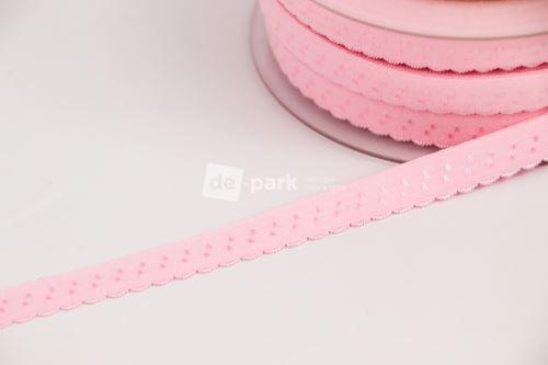 Lemovací pruženka na spodní prádlo - světle růžová