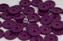 DE-PARK knoflíky - 3cm - fialová