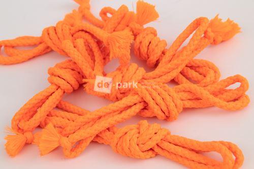 DO KAPUCE - neon oranžová