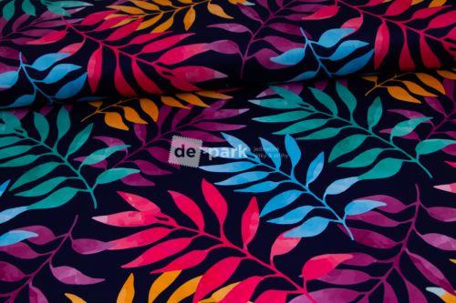 DESIGNED BY DE-PARK - Funkční úplet Ag - Duhové listy
