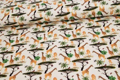 Úplet - SAFARI KOLEKCE - Žirafy