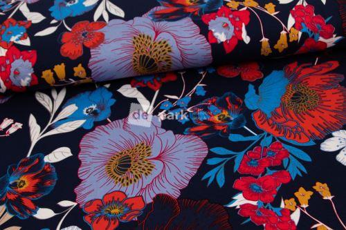Viskóza - Lúčne kvety