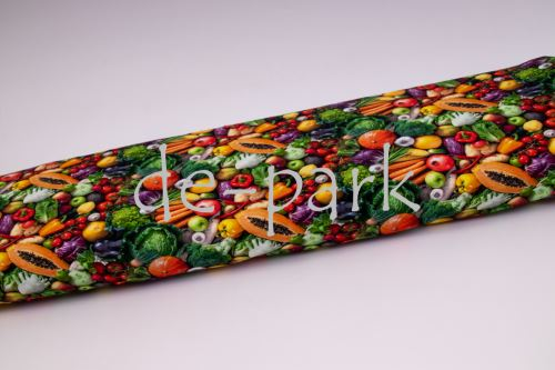 DESIGNED BY DE-PARK -  úplet Zelenina