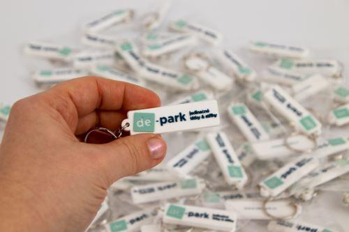 Klíčenka de-park