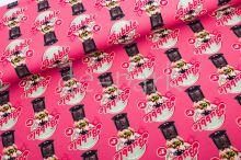 Bubble Gum - růžová