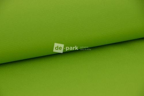 Letní softshell - limetkově zelený