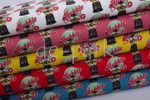 Bubble Gum - biela