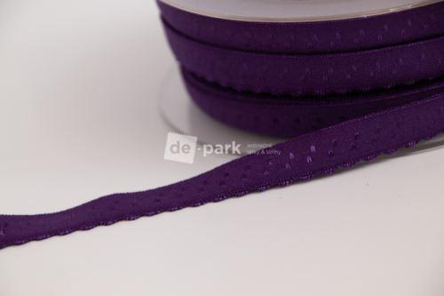 Lemovací pruženka na spodní prádlo - fialová