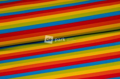 DESIGNED BY DE-PARK - Zimní softshell - Ovečky z Déčka - pruhy