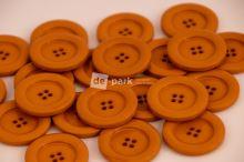 DE-PARK gombíky - 3cm - okrová