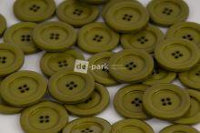 DE-PARK knoflíky - 3cm - kiwi
