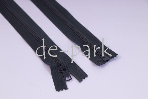 ZIP - šedý - 45cm