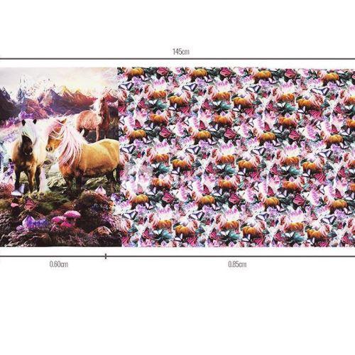 Úplet - Panel - Crystal pony