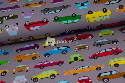 DESIGNED BY DE-PARK - teplákovina Auťák