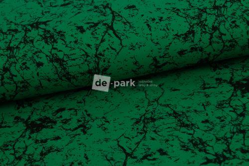 Teplákovina - Země - trávově zelená - 617