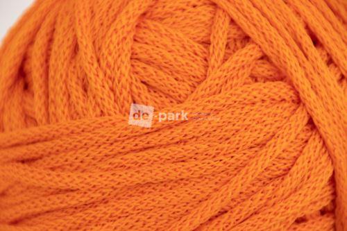 Šňůra kulatá - oranžová