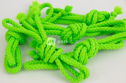 DO KAPUCE -  neon zelená