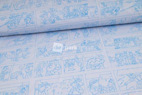 DESIGNED BY DE-PARK - Úplet - Čtyřlístek komiks