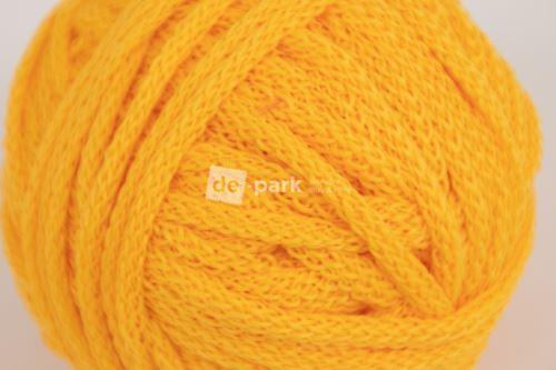 Šňůra kulatá - žlutá