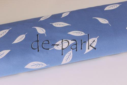 Leaves - světle modré
