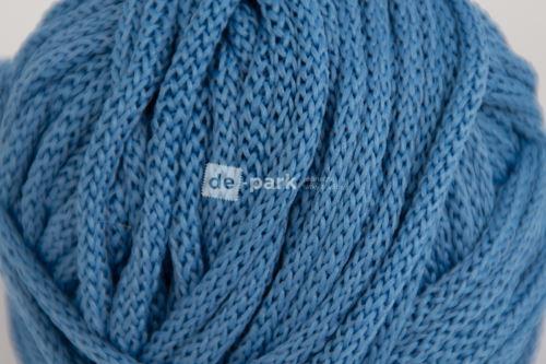 Šňůra kulatá - modrá