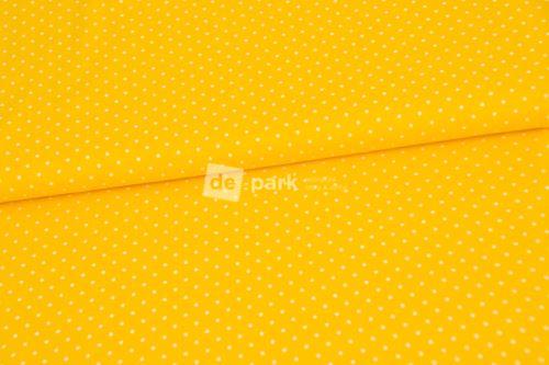 Úplet - Mini puntíčky - žlutá