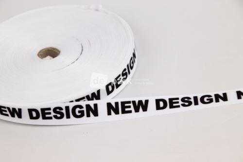 Rypsová stuha - NEW DESIGN