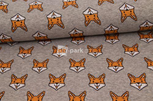 Žakár - lišky