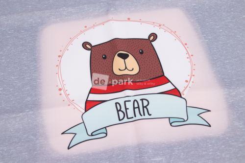 DESIGNED BY DE-PARK - Panel BEAR - letní softshell